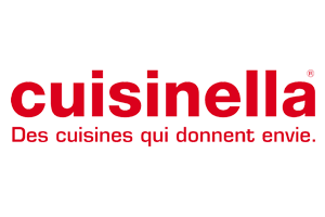 Cuisinella logo - clients Groupe Telecom