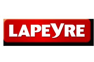 Lapeyre logo -client Groupe Telecom