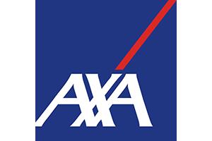 AXA logo - clients Groupe Telecom